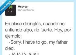 Enlace a Debería mejorar mi inglés, por @Zumotronik