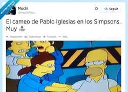 Enlace a ¿Pablo Iglesias también en Los Simpson? por @mochiifluu