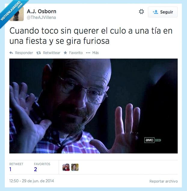 breaking bad,fiesta,furia,heisenberg,mujeres,you're damn right