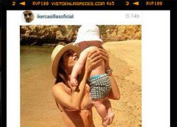 Enlace a Alguien ha cabreado mucho a Iker Casillas por Instagram... Pero MUCHO