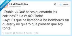 Enlace a No se lo vayan a pensar... por @lavecinarubia