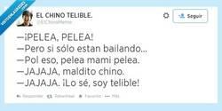 Enlace a Este Ling es un tío muy chistoso por @ElChinoMeme
