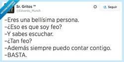 Enlace a Eres una bellísima persona por @Edvardo_Munch