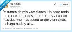 Enlace a Y así son mis vacaciones... por @pepepepote22