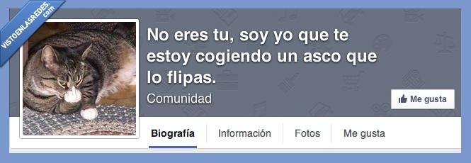 asco,cortar,facebook,humor,no eres tu,odiar,paginas,relaciones,soy yo