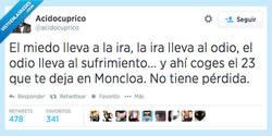 Enlace a Está claro, hombre, to' tieso por @acidupurico