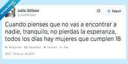 Enlace a Si no, siempre queda eDarling por @JulioStilson