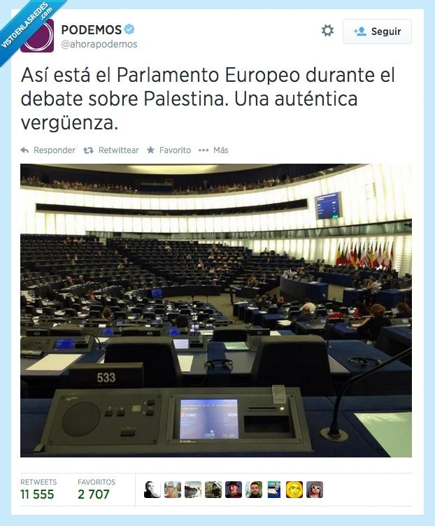 abstencion,eleccion,electoral,europa,ir,panda de vagos,podemos,sionistas criminales,votar