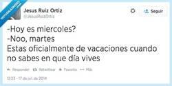 Enlace a Son vacaciones por @jesusruizortiz