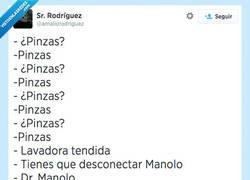 Enlace a Ni un momento puedes descansar por @amaliorodriguez