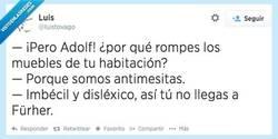 Enlace a Adolfo, Adolfo, que no eres bueno... por @luistovago