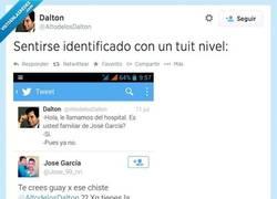 Enlace a Pobre Jose García, con el nombre tan básico por @AltodelosDalton