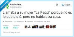 Enlace a ¿Coca-Cola no queda? por @dolchevismo