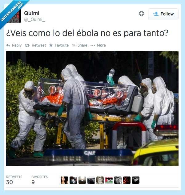 ebola,enfermedad,et,medidas extremas,sanidad