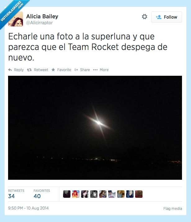 cielo,superluna,team rocket