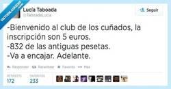 Enlace a Ese cuñao bueno, por @TaboadaLucia
