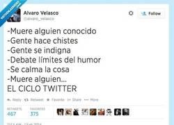 Enlace a Y así sigue la vida en Twitter, por @alvaro_velasco