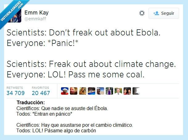 calentamiento,cambio,climatico,ebola,global,tuit