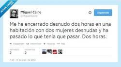 Enlace a Al menos ha pasado algo, por @MiguelCaine