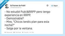 Enlace a Soy un influencer, por @PublicitarioFUU