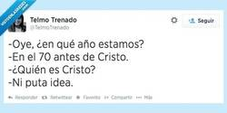 Enlace a Debe ser amigo de alguien importante yo creo por@TelmoTrenado