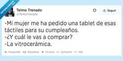 Enlace a Una tablet para mi mujer por @TelmoTrenado