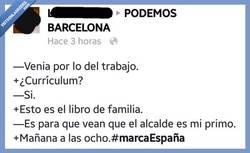 Enlace a La Marca España