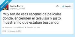 Enlace a ¡Mira lo que dicen en el Telediario! por @Ignacio__Suarez