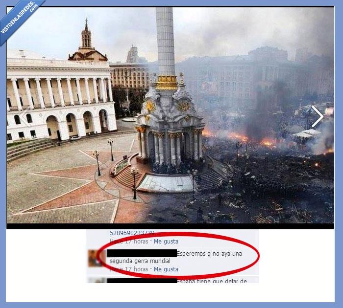 Dios te oiga,esperemos,facepalm,kiev,maidan,ojala,retarded,segunda guerra mundial,ucrania