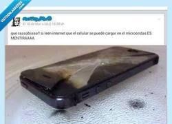 Enlace a Cómo tirar un teléfono de 600€ a la basura