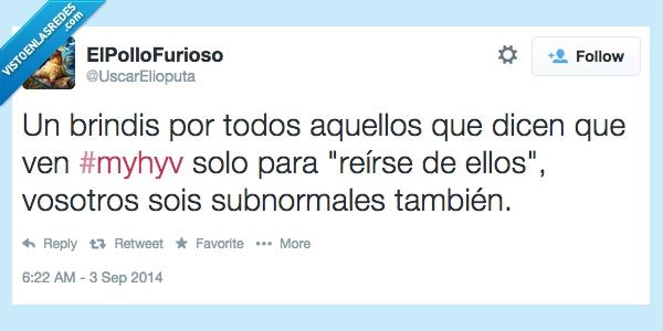 394031 - Venga, que no cuela, no seáis troleros por @UscarElioputa