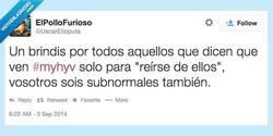 Enlace a Venga, que no cuela, no seáis troleros por @UscarElioputa