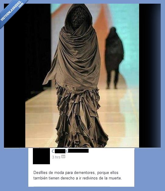 dementor,divinos,feo,Harry Potter,moda,suaj,swag