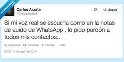 Enlace a Perdónenme, no sabía lo que me hacía por @CarlosArzate1