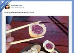 Enlace a Sushi Español, mucho mejor que las