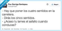 Enlace a De bien poco sirve, la verdad... por @paugarrigaV