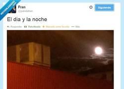 Enlace a El Día y la noche, por @pandafran