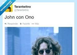 Enlace a Yoko Ono por @Tarantwitno