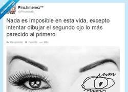 Enlace a Dibujar bien es imposible, por @Piruminati_