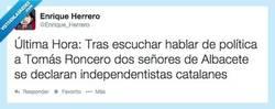 Enlace a Lo que pasa cuando hablan los intelectuales por @Enrique_Herrero