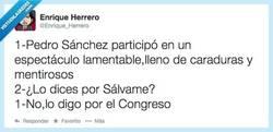 Enlace a Pedro Sánchez, PSOE, El hormiguero