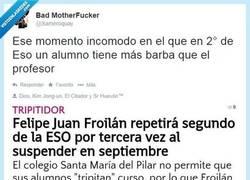 Enlace a Esos momentos incómodos de Felipe Juan Froilán, por @Sameroquay