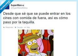 Enlace a El hombre de los nachos yo quiero ser... por @supermanumolina