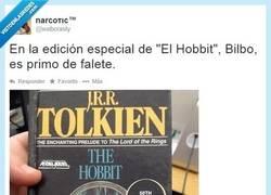Enlace a Bilbo, el señor de la manteca, por @webcrasty