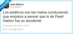 Enlace a Lo hicieron sin querer, fue un accidente por @JulioStilson