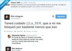 Enlace a Si es que @EsperanzAguirre enfada por cada cosa... por @Norcoreano
