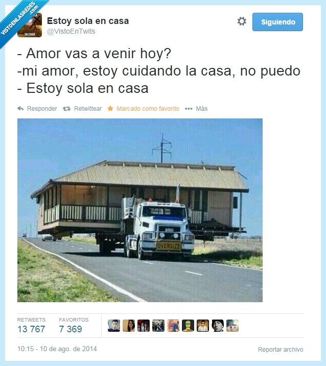 amor,camion,casa,entera,llevar,mudanza,novios,proposición,sola