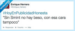 Enlace a No te voy a engañar, eres feo por @Enrique_Herrero