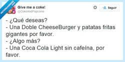Enlace a Y el café con sacarina por @CokeAndPopcorns