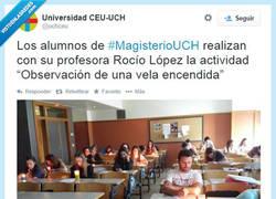 Enlace a Mientras tanto, en Magisterio... por @uchceu